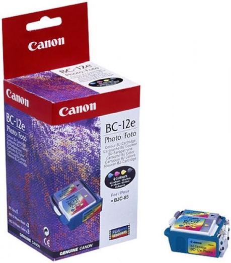 Canon BC-12e (0908A002) Photo OEM