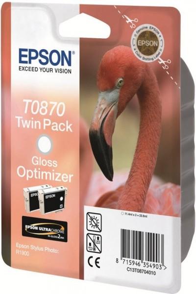 Epson T0870 (C13T08704010) 2-er Pack OEM