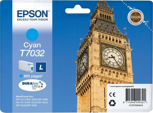 Epson T7032 CY (C13T70324010) OEM