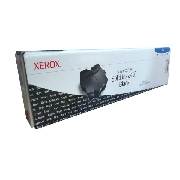 Original Xerox Tinten Patronen 108R00608 schwarz für Phaser 8400