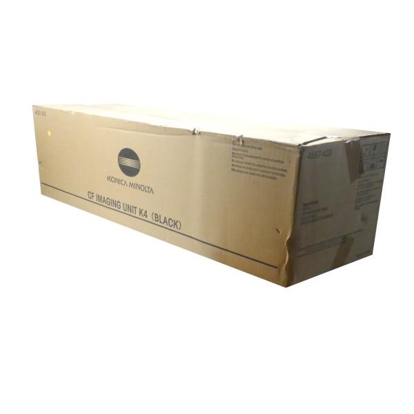 Original Konica Minolta Toner CF K4 (4587-403) schwarz für CF 3102 Neutrale Schachtel