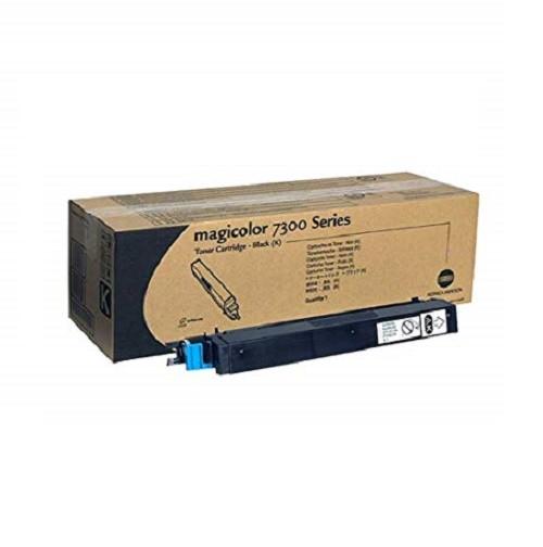 Original Konica Minolta Toner 1710530-001 schwarz für Magicolor 7300