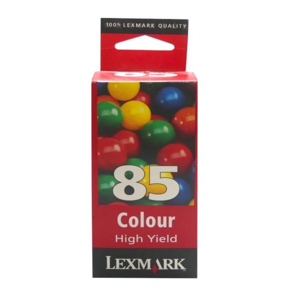17087_Original_Lexmark_Tintendruckkopfpatrone_85_farbig_für_Color_40_45_Z_11_31