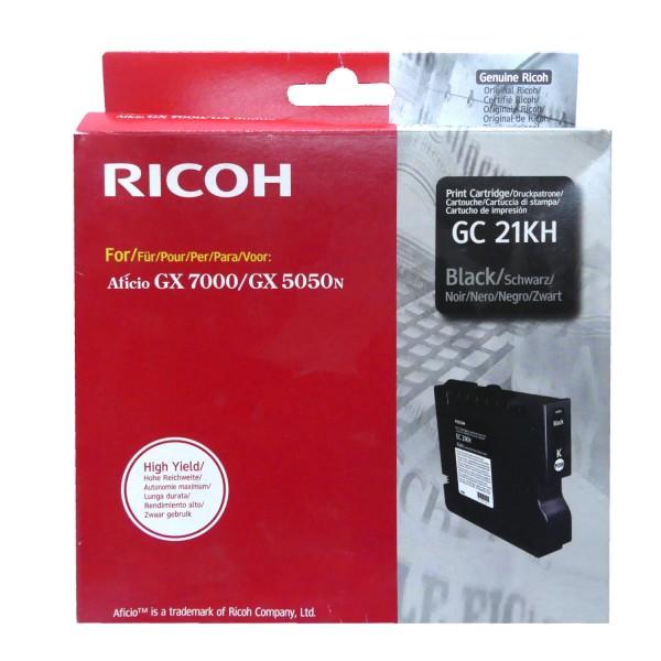 29076_Original_Ricoh_Gel_Patrone_GC-21KH_schwarz_für_Afico_GX_5050_7000_AG