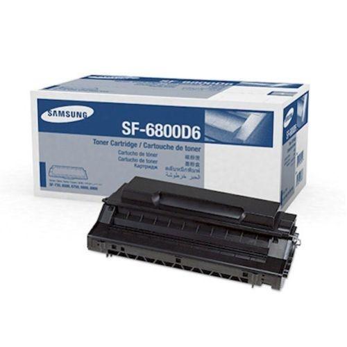Original SAMSUNG Toner SF-6800D6 schwarz für SF 6800 6900 Neutrale Schachtel