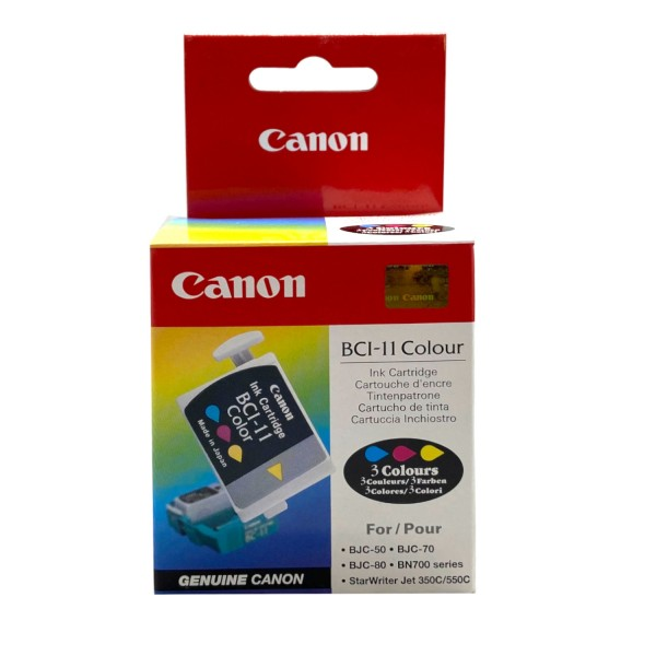 Canon BCI-11C (0958A002) COL OEM