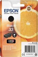 Original Epson 33 Tinte Patrone black XP540 XP640 XP900 XP530 XP630 XP635