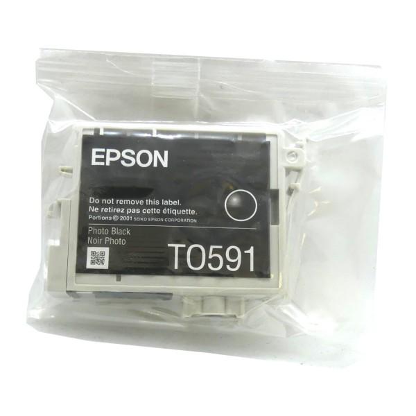 Epson T0591 PhBK (C13T05914010) OEM Blister