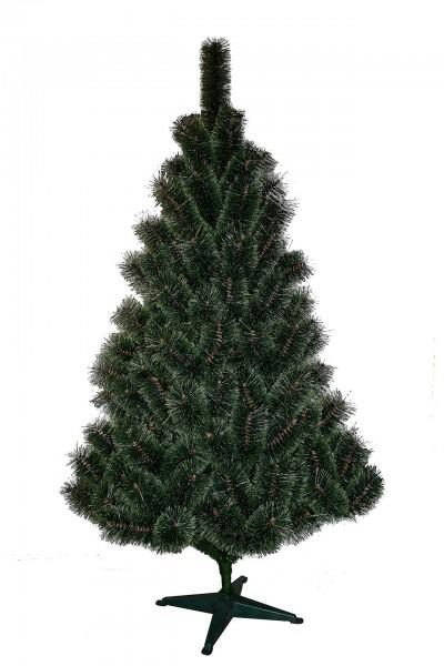 Weihnachtsbaum Dunkelgrüne Kiefer (Größe: 130 cm)