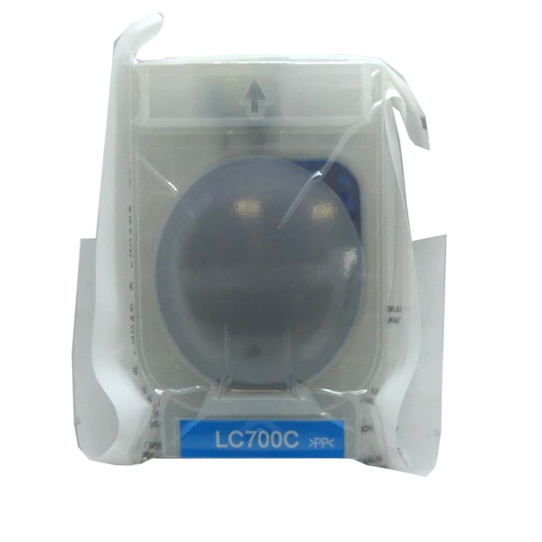 Brother LC-700 CY OEM Blister