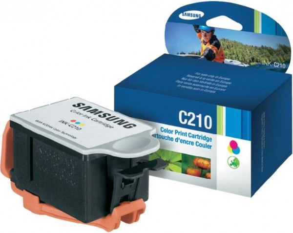Samsung C210 (INK-C210/ELS) COL OEM