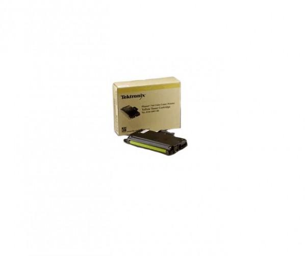 Original Tektronix Toner 016168600 yellow für Phaser 740 Utax DCP 5600 Series