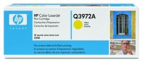 Original HP Toner Q3972A 123A für Color Laserjet 2550 2550L 2550LN 2550N 2820
