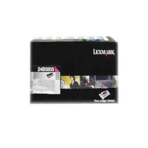 Original Lexmark Toner 24B5805 magenta für CS736 XS736