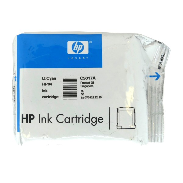 HP 84 LCY (C5017A) OEM Blister