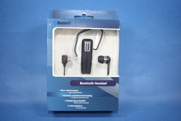 Bluetooth Headset BT-H303