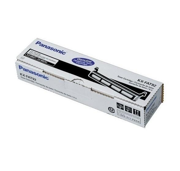 46460_Original_Panasonic_Toner_KX-FAT92X_für_KX-MB_228_238_263_771_778_Neutrale_Schachtel