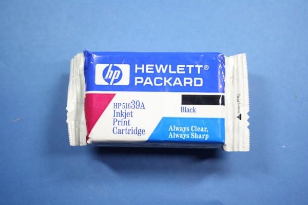 HP 39 BK (51639A) OEM Blister
