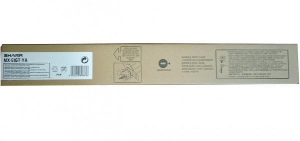 Original Sharp Toner MX-51GTYA für MX 4110 N 4112 Series 4140 N B-Ware
