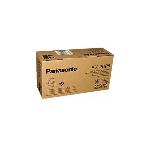 Original Panasonic Toner KX-PDP8 für KX-P 7100 7105 7110