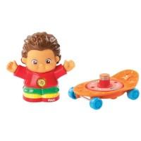 Vtech - Kleine Entdeckerbande Spielfigur - Max mit Skateboard 80-162004 C-WARE