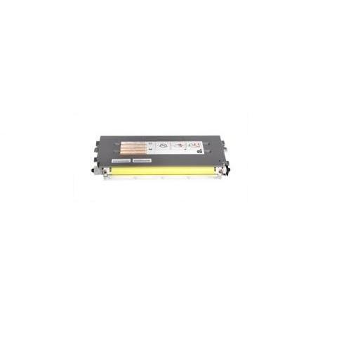 Original Tally Toner 043798 gelb für Genicom T8108 N B-Ware