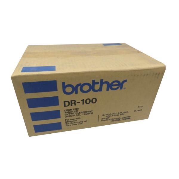 Original Brother Bildtrommel DR-100 für HL-630 631 641 645 650 655M 660