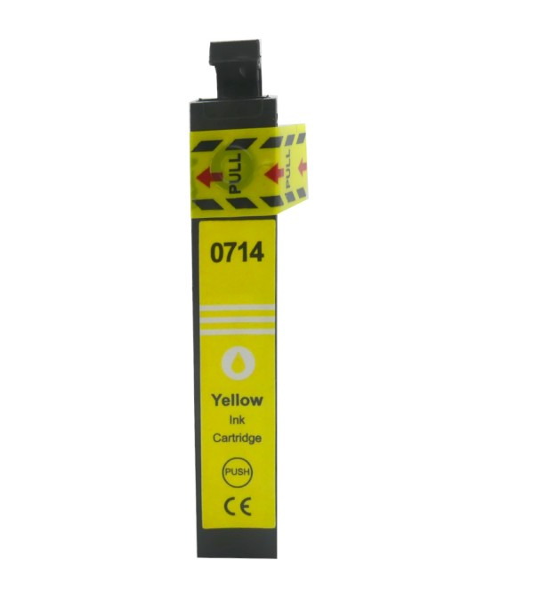 Epson T0714 YE (C13T07144010) Reman