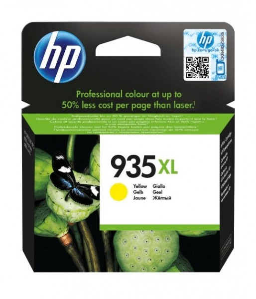 Original HP 935XL Tinte Patrone gelb OfficeJet 6820 Pro 6230 6830 6835 MHD