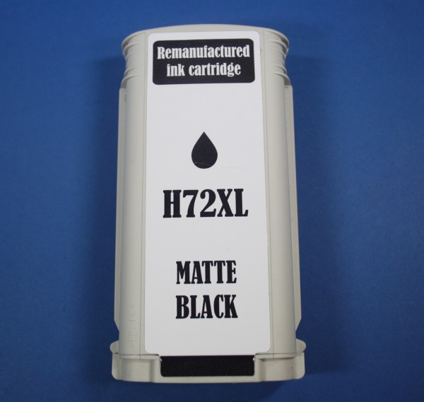 HP 72XL MBK Reman