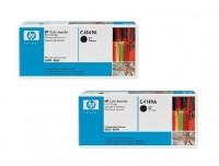 2x Original HP Toner C4149A für Color LaserJet 8500 8550 B-Ware