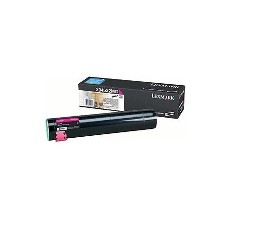 Original Lexmark Toner X945X2MG magenta für X 940 945 B-Ware