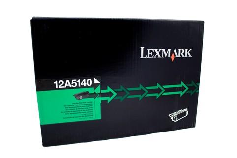 Original Lexmark Toner 12A5140 schwarz für Optra T610 T612 T614