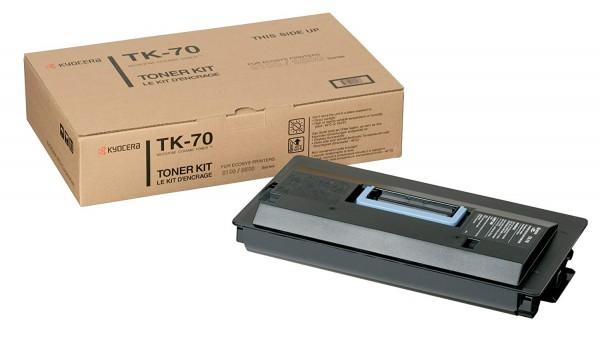 Original Kyocera Toner TK-70 schwarz für FS 9100 9120 9500 9520 B-Ware