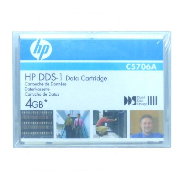 43779_HP_C5706A_DDS-1_4GB_Data_Cartridge_Datenkassette