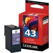 Lexmark 43 COL (18Y0143) OEM