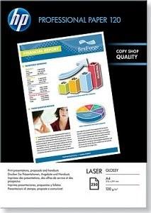 HP Professional Laser-Fotopapier (CG964A) glänzend A4 250 Blatt 120g
