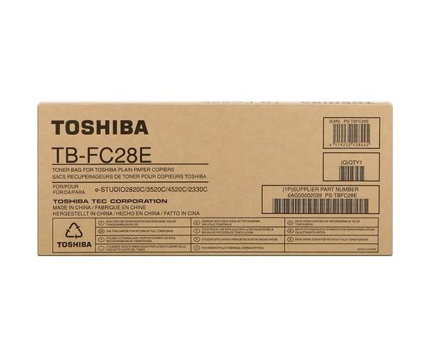 Original Toshiba Resttonerbehälter TB-FC28E für E-Studio 2040 2820 3520 4520