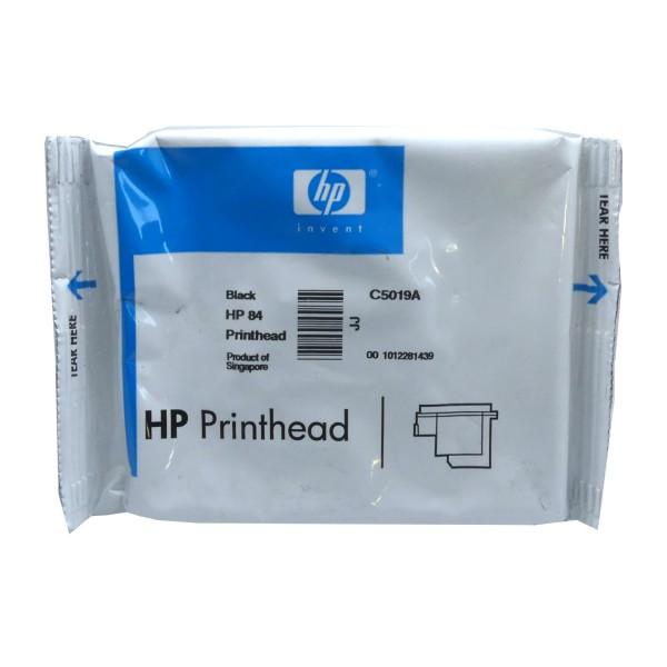 HP 84 (C5019A) Printhead BK OEM Blister