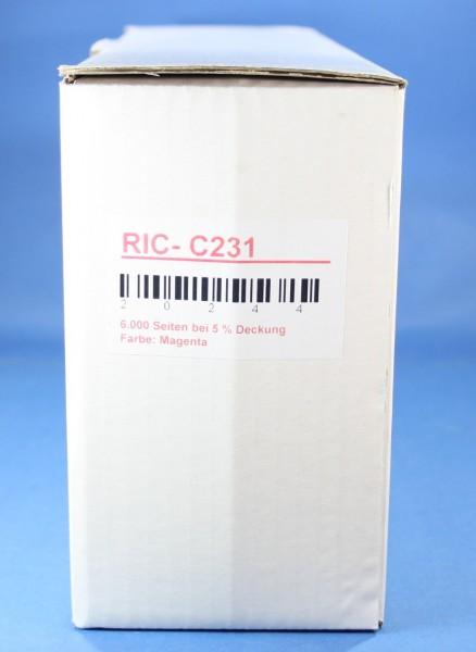 Ricoh 406481 (C231) MG reman