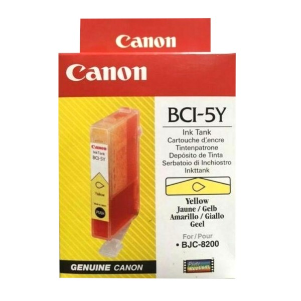 Canon BCI-5 YE (0988A002) OEM