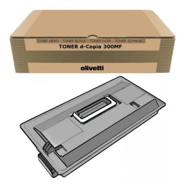 Original Olivetti Toner B0567 schwarz für D-Copia 300 400 500 B-Ware