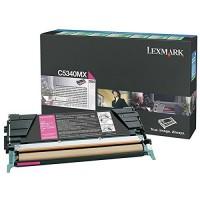 Original Lexmark Toner C5340MX magenta für C534n C534dn C534dtn Neutrale Schachtel