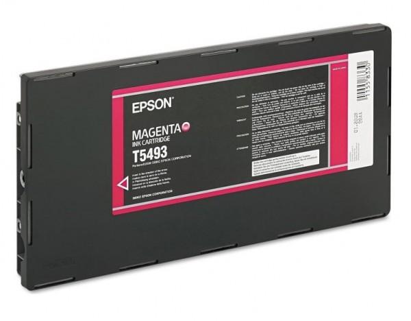 Original Epson Tinte T5493 magenta für Stylus Pro 10600 B-Ware