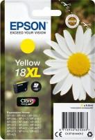 Original Epson Tinten Patrone 18XL gelb für Expression 30 102 202 205 305 405