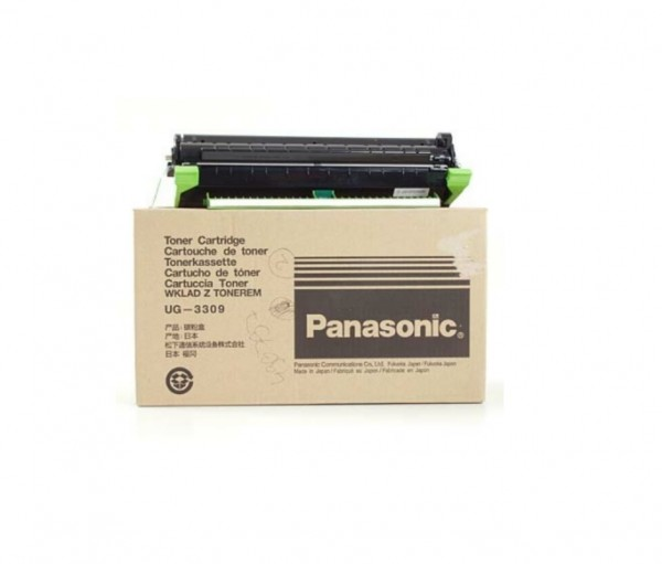Original Panasonic Toner UG-3309 für Fax 9820 UF 740 PTT 356 B-Ware