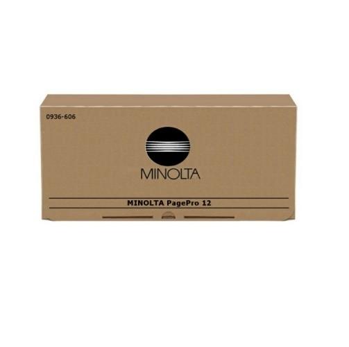 Original Konica Minolta Toner 0936-606 schwarz für Pagepro 12 B-Ware