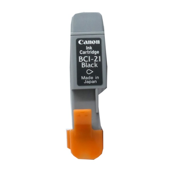 Canon BCI-21 BK (0954A002) OEM Blister