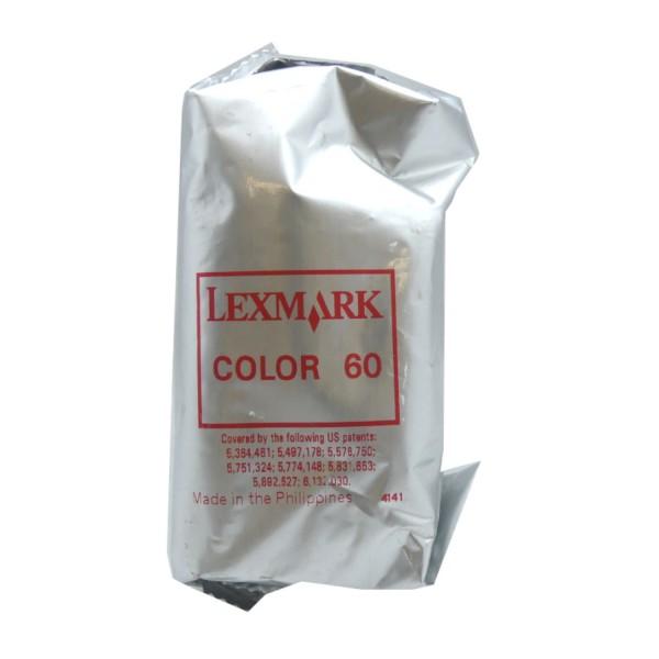 Lexmark 60 COL (17G0060) OEM Blister