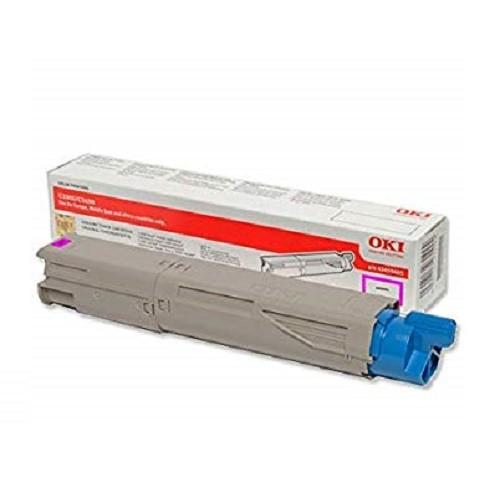Original OKI Toner 43459330 magenta für C 3300 3400 3450 3600